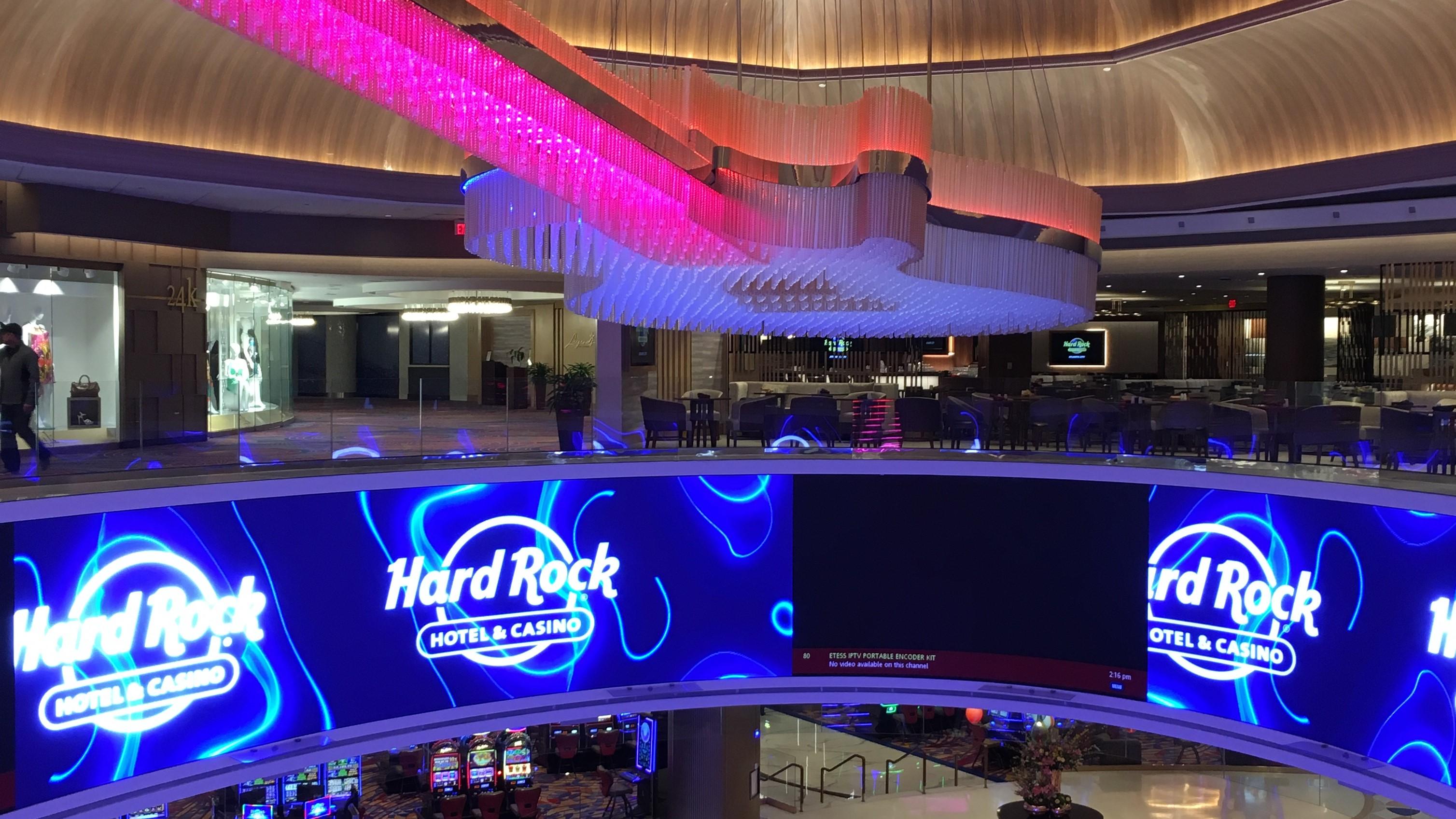 Customer Spotlight: Hard Rock Hotel and Casino Atlantic City
